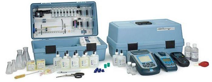 Hach DR1900 DREL Portable Complete Water Lab -camlab