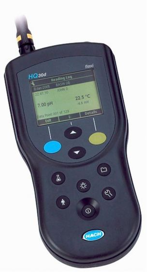 HQ30D Flexi Meter With Rugged LDO Probe 10M Cable-HQ30D.99.310000-Camlab