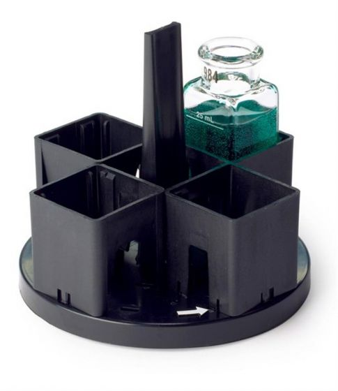 Hach - Carousel Adapter, 1-inch, 4-position, for DR/4000 Spectrophotometer-Camlab
