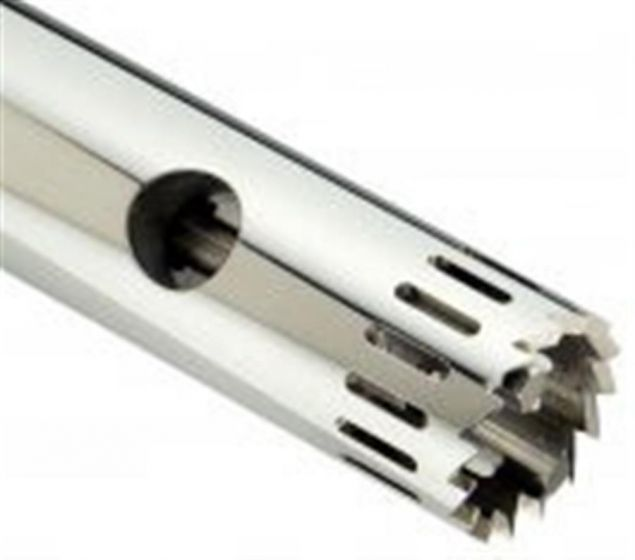 Generator Probe 20mm x 145mm Saw Teeth (fine)-camlab