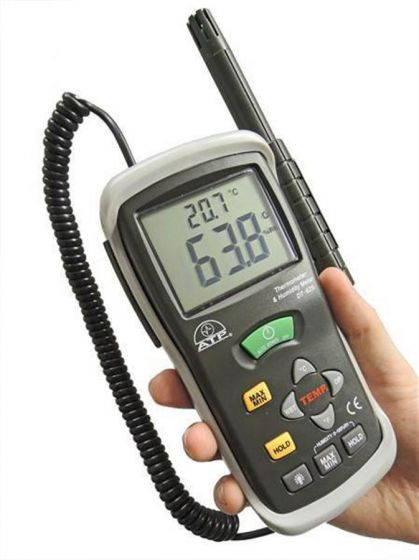 Hi-Accuracy Thermo-Hygrometer