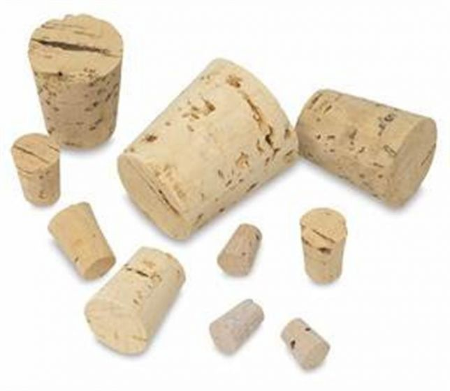 Cork Stoppers Tapered