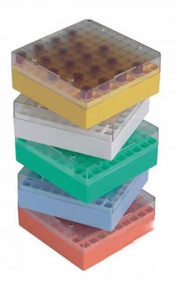 Cryogenic Storage Box 81 Place Fixed Rack
