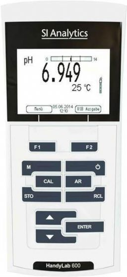 HandyLab 600 IDS pH meter