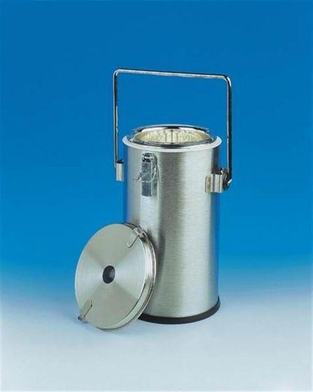 Stainless steel dewar flasks-camlab