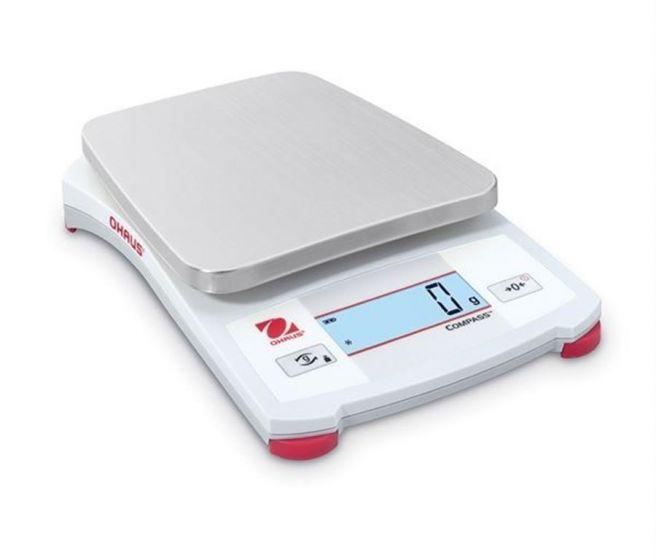 Ohaus Portable Balance CX1201 1200g x 0.1g-camlab