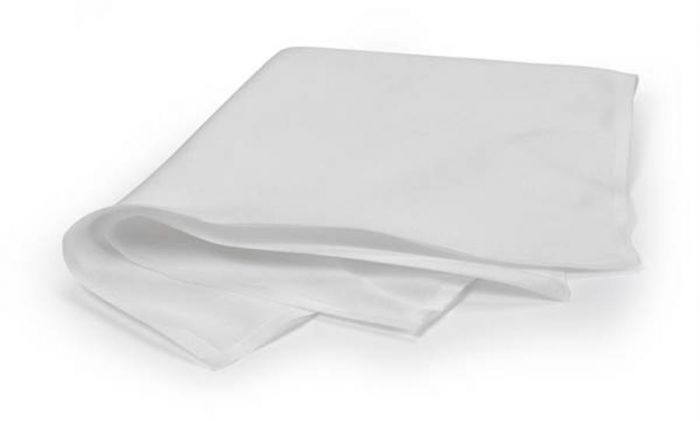 Hach - 9' Square White Oiling Cloth-Camlab