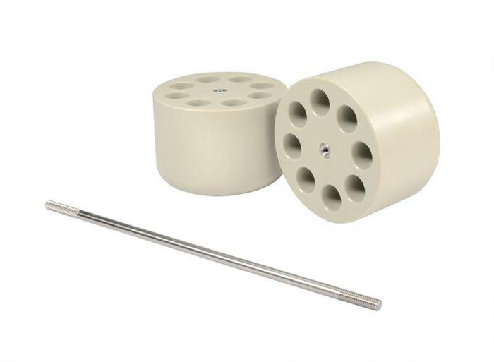 Adapter 8x1.5ml D11mm 2/pk 1