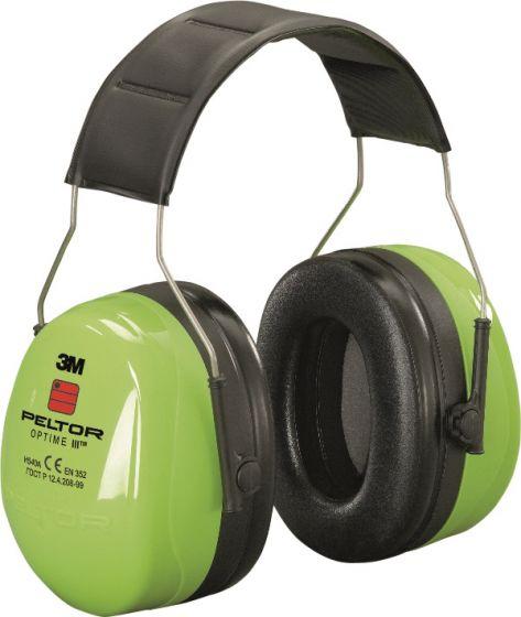 PELTOR Optime III - High-Viz - Headband - Pack of 1