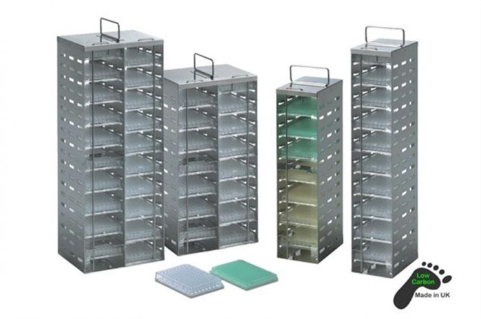 Microplate Inventory System 15 Shelves