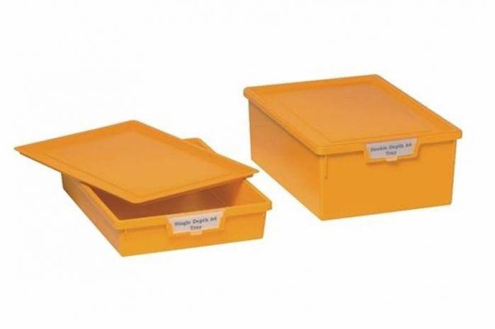 A4 Storage trays