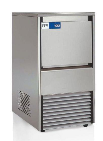 Labcold Cube Ice Machine 35Kg/Day Storage 15Kg