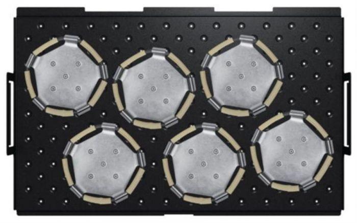 2.8 L Fernbach Flask Dedicated Platform (for I26/I26R, Slide-Out)-M1324-9910-Camlab