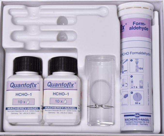 QUANTOFIX Formaldehyde Pack of 100