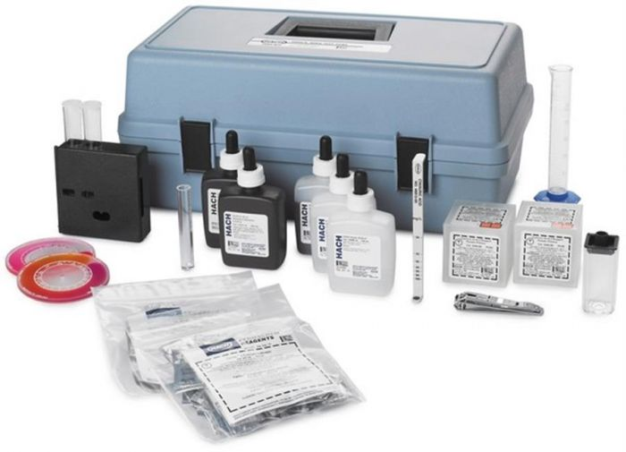 Water test kits - pool and spa