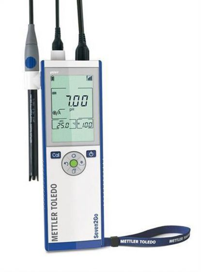 Seven2Go S2 pH/mV meters