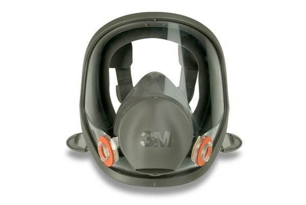 3M 6000 Series Reusable Full Face Masks