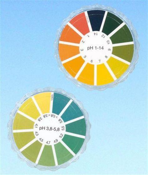 Universal pH Indicator Paper single zone