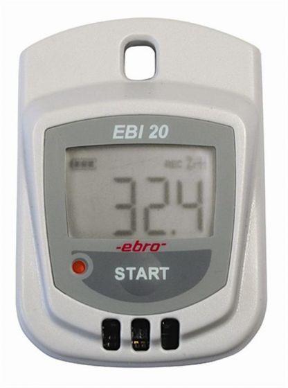 EBI 20-TH1 Temperature Humidity Logger