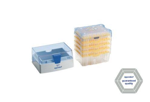 epTips pipette tips set (trays plus reusable box)  (GLP Version)