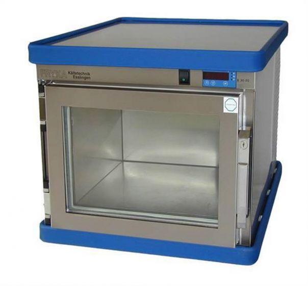 Benchtop Freezer Cold Box B30-20 +10 to -20ºC 30L