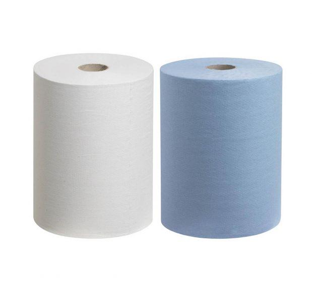 SCOTT SLIMROLL Hand Towels - 6 Rolls x 1 Sheet
