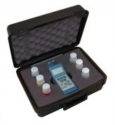 Hard Protective Case with standards  for Myron L Ultrameters and Techpro - camlab