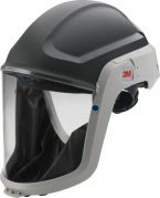 3M Versaflo M-306 Respiratory Headtop with Visor & Faceseal Pack of 1