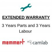 Extended Warranty 3 Years Parts and Labour - Memmert All Models-1208062-Camlab