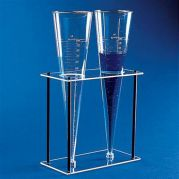 Kartell Imhoff Settling Cone and Stand-camlab