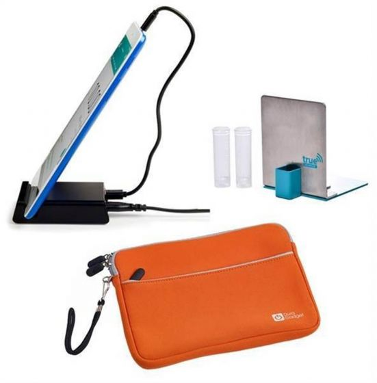 Tablet starter set - Validated TRUEscience Tablet and stand accessories
