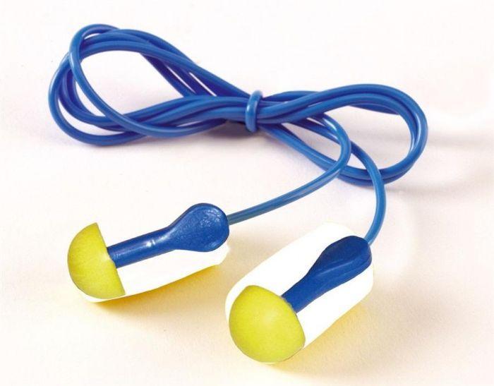 E-A-R Tri-Flange Cord Pod Plugs