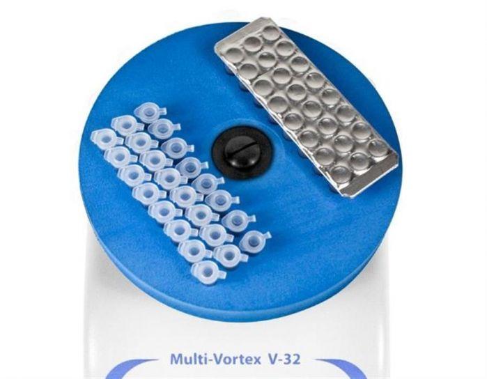 Grant - PV-48 universal platform for Grant V-32 Vortex mixer -2 x 3 strips-camlab