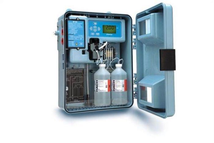 Hach Chlorine Analyser CL-17