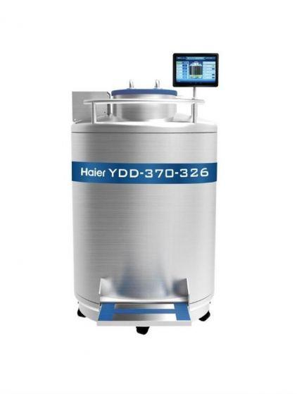 Haier Biobank 370L level monitoring LN2 sample storage system neck 326mm