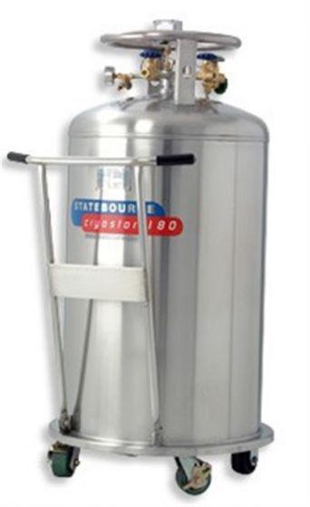 Cryostors Ln2 Supply Vessel 180L