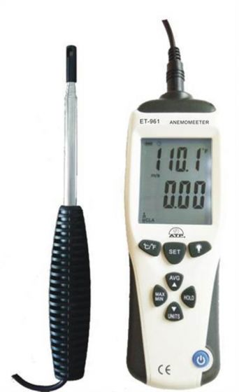 Hot Wire Thermo Anemometer