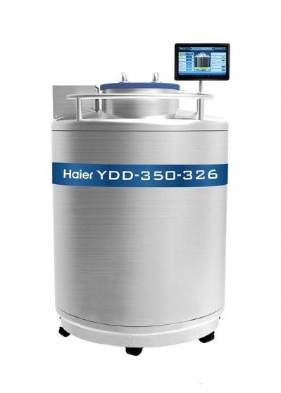 Haier Biobank 350L level monitoring LN2 sample storage system neck 326mm