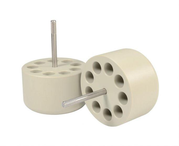 Adapter 9x1.5/2.0ml D11mm 2/pk 1
