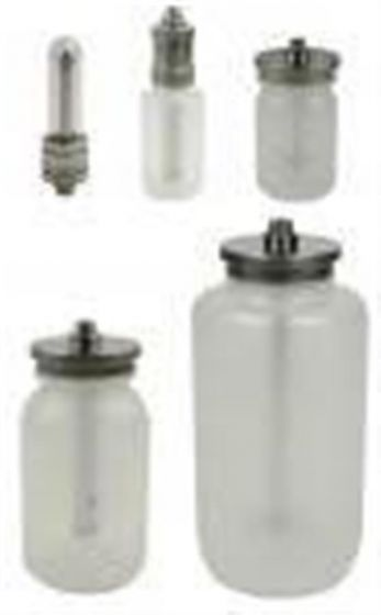 Plastic chamber assemblies for OMNI Mixer, Macro and Macro-ES