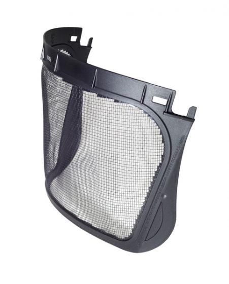 5B Mesh Face Shield Plastic – Black Polyamide Mesh Pack of 10