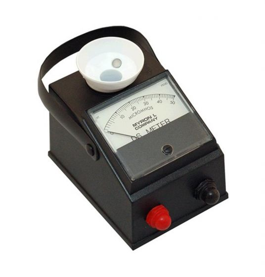 Analogue DS Conductivity/TDS meter Model 512M10 0-10.000 µmhos/µS/cm
