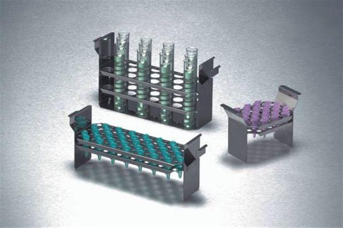Rack for 30x tubes 10 - 13mm diameter