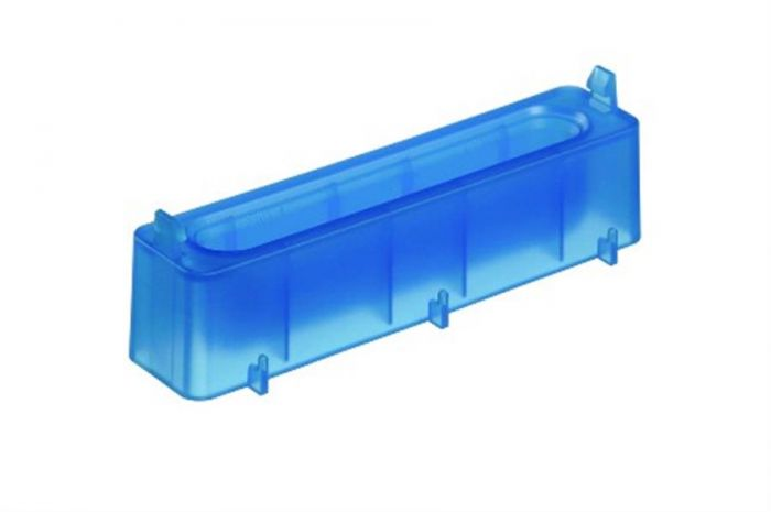 Camlab Plastics Polypropylene Reservoir 8000 Blue Pack of 10