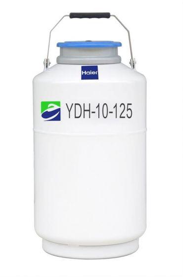 Dry Shipper, 10L,neck opening diameter 125mm round-YDH-10-125-Camlab