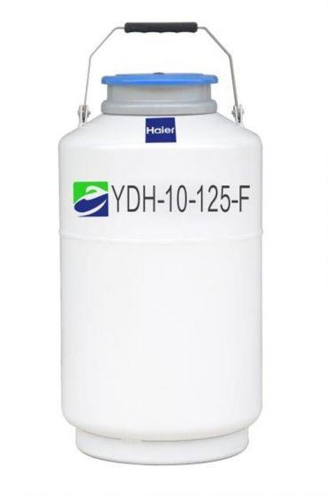Dry Shipper, 10L,neck opening diameter 125mm round-YDH-10-125-F-Camlab