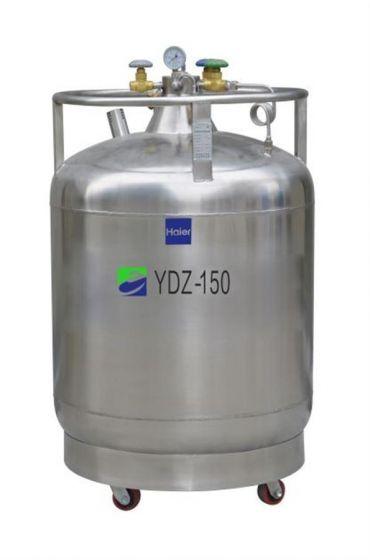 LN2 Self-pressurized Filling tank, 150L with castors-YDZ-150-Camlab