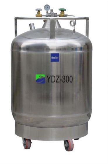 LN2 Self-pressurized Filling tank, 300L with castors, pressure stabilizing system-YDZ-300K-Camlab
