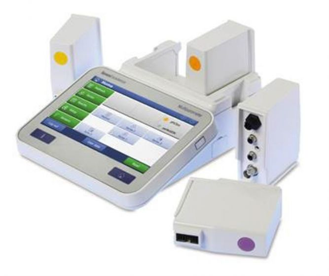 Mettler SevenExcellence pH/Ion meter S500