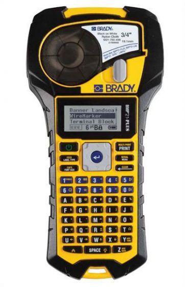 139535 Brady BMP21-Plus Industrial Handheld Label Printer